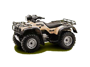 Honda Foreman TRX400FW 4x4 picture