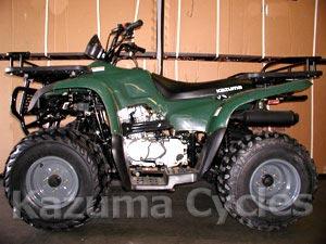 Kazuma Cougar 250 4M 2003 specs - Quads / ATV's In South