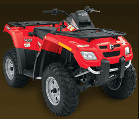 Can-Am Bombardier 2007 ATV Specs
