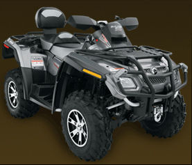 canam Quad Bike Specifications