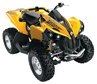 Canam Renegade 800 ATV
