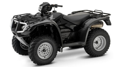 Honda FourTrax Foreman 4x4 black