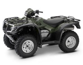 Honda Quad Bike Specifications