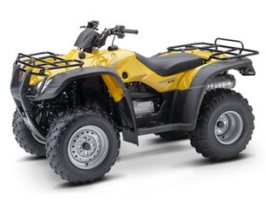 Honda FourTrax Rancher 350 ES TRX350TE yellow