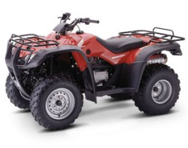 Honda FourTrax Rancher 350 S TRX350TM 2 wheel deive