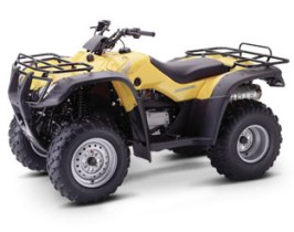 Honda FourTrax Rancher 350 S TRX350TM quad bike