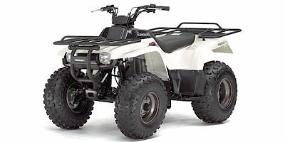Kawasaki Bayou 250 2007 specs - Quads / ATV's In South Africa - Quad ...