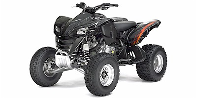 2007 Kawasaki KFX 700 Racing Quad Bike / ATV