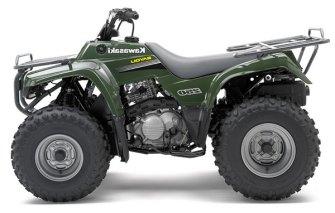 Kawasaki Bayou 250 4x2 2006 specs - Quads / ATV's In South Africa ...