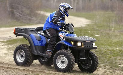 Polaris ATP ATV Specs