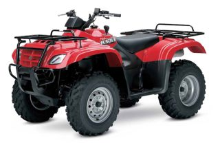 Suzuki Eiger 400 automatic 4x4 LT-A400F 2006 specs - Quads / ATV's