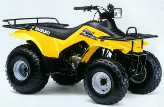 Suzuki quad runner 160 quad bike