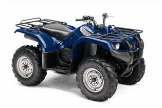 Yamaha Grizzly 350 IRS 4x4 Automatic atv