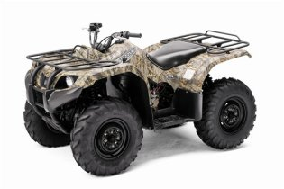 Yamaha Grizzly 350 IRS 4wd Automatic quad bike