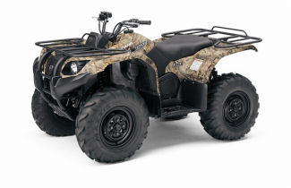 Yamaha Grizzly 400 4wd Automatic quad bike