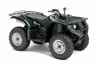 Yamaha Grizzly 400 4x4 Automatic ATV