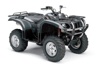 Yamaha Grizzly 660 4x4 Automatic Special Edition right view