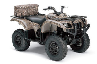 Yamaha Grizzly 660 Automatic 4x4 Ducks Unlimited Edition Quad Bike