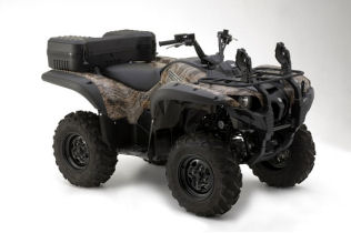 Yamaha Grizzly 700 FI 4x4 Automatic Outdoorsman Edition