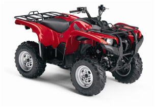 Yamaha Grizzly 2007 ATV Specs