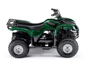 Yamaha Grizzly 80 Kids Quad