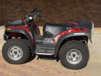 Used Bombardier 4x4 500cc 2002 Quad Bike for sale