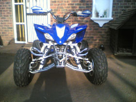 Yamaha YFZ450 for sale