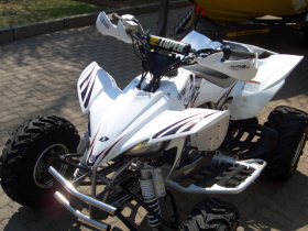 Used Yamaha YFZ450 2006 quad bike for sale - R49 000 - Quads