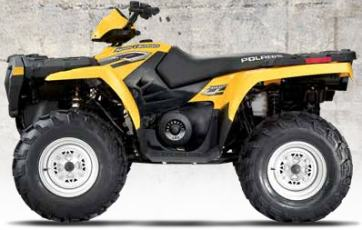 polaris sportsman 700 Twin specifications and picture