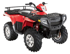 Polaris ATV Specifications