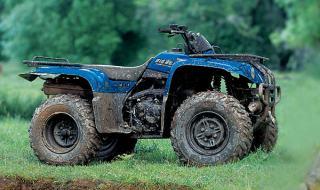 Yamaha Bigbear 400 4x4 2006 specs - Quads / ATV's In South