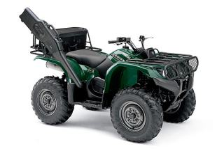 Kodiak 4wd 450 quad bike