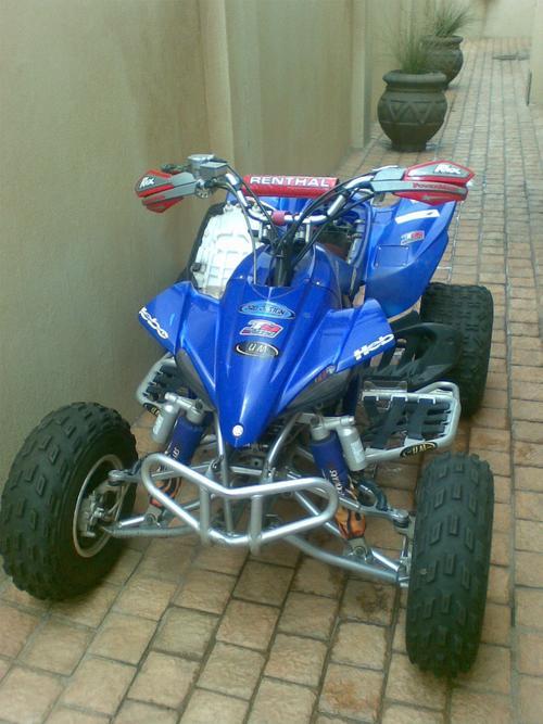 Used Yamaha YFZ 450 2003 Quad Bike for sale - Quads / ATV's