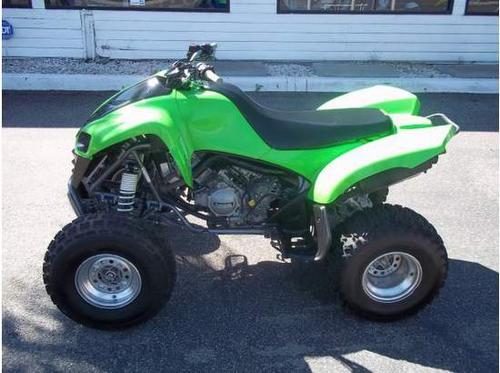 Used Kawasaki KFX 700 V Force 2005 Quad Bike for sale - Quads ...
