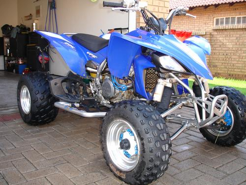 Used Yamaha YFZ 450 2005 Quad Bike for sale - Quads / ATV's