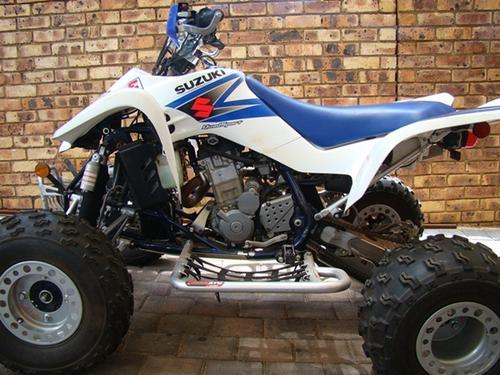 Used Suzuki QuadSport Z400 (LT-Z400) 2006 Quad Bike for sale - Quads