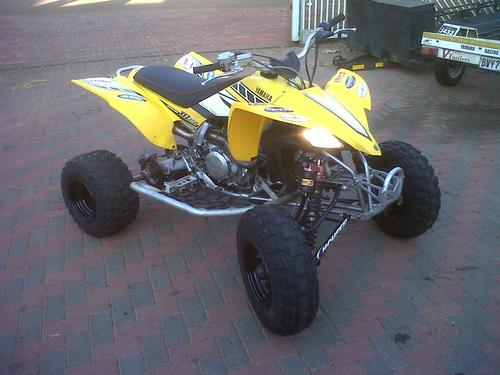 used yamaha yfz 450 2006 quad bike for sale quads atv