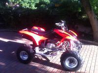 Quad bikes and ATV's for sale in South Africa - Quad specs