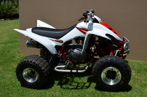 used yamaha raptor 350 2007 quad bike for sale quads atv 39 s in south africa quad bikes and. Black Bedroom Furniture Sets. Home Design Ideas