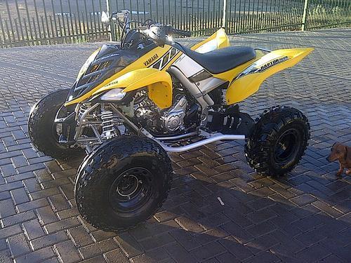 Used Yamaha Raptor 700R SE 2007 Quad Bike for sale - Quads / ATV's ...