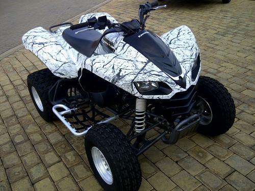 Used Kawasaki KFX 700 V Force 2008 Quad Bike for sale - Quads ...
