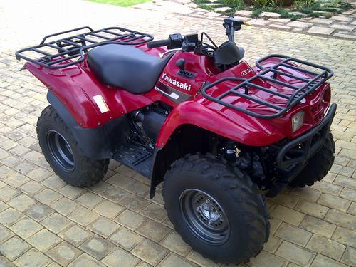Used Kawasaki Prairie 360 4x4 2008 Quad Bike for sale - Quads ...