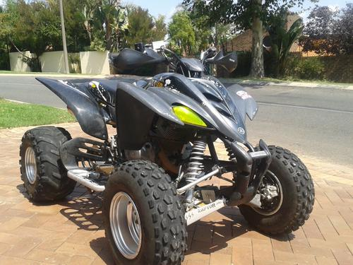 used yamaha raptor 350 2008 quad bike for sale quads atv 39 s in south africa quad bikes and. Black Bedroom Furniture Sets. Home Design Ideas