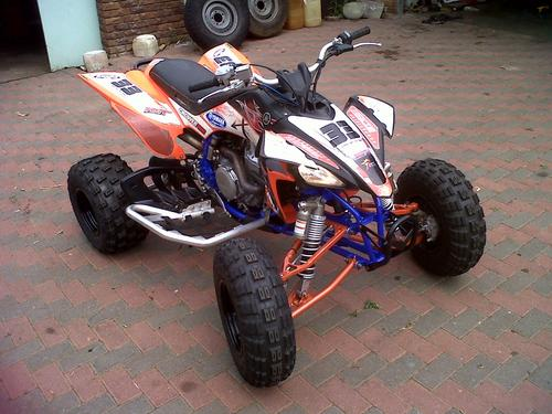 Used Yamaha YFZ 450 2008 Quad Bike for sale - Quads / ATV's