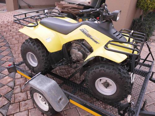 List of Synonyms and Antonyms of the Word  suzuki quadrunner