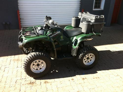 Used yamaha grizzly 700 fi 4x4 automatic 2010 quad bike for Yamaha grizzly 700 for sale