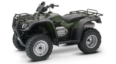 Honda FourTrax Rancher AT GPScape 400 Olive