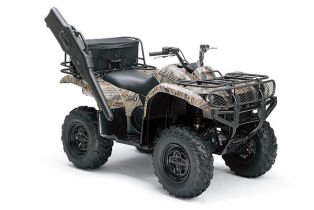 Yamaha Grizzly 660 4x4 Automatic Outdoorsman Edition Camo Quad