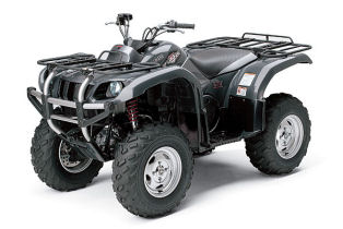 Yamaha Grizzly 660 4x4 Automatic Special Edition Left view
