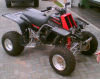 Used Yamaha Banshee 350cc 2005 Quad Bike for sale